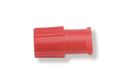 Female Luer-lock stopper