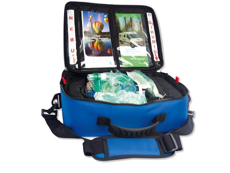 Emergency CPAP kit