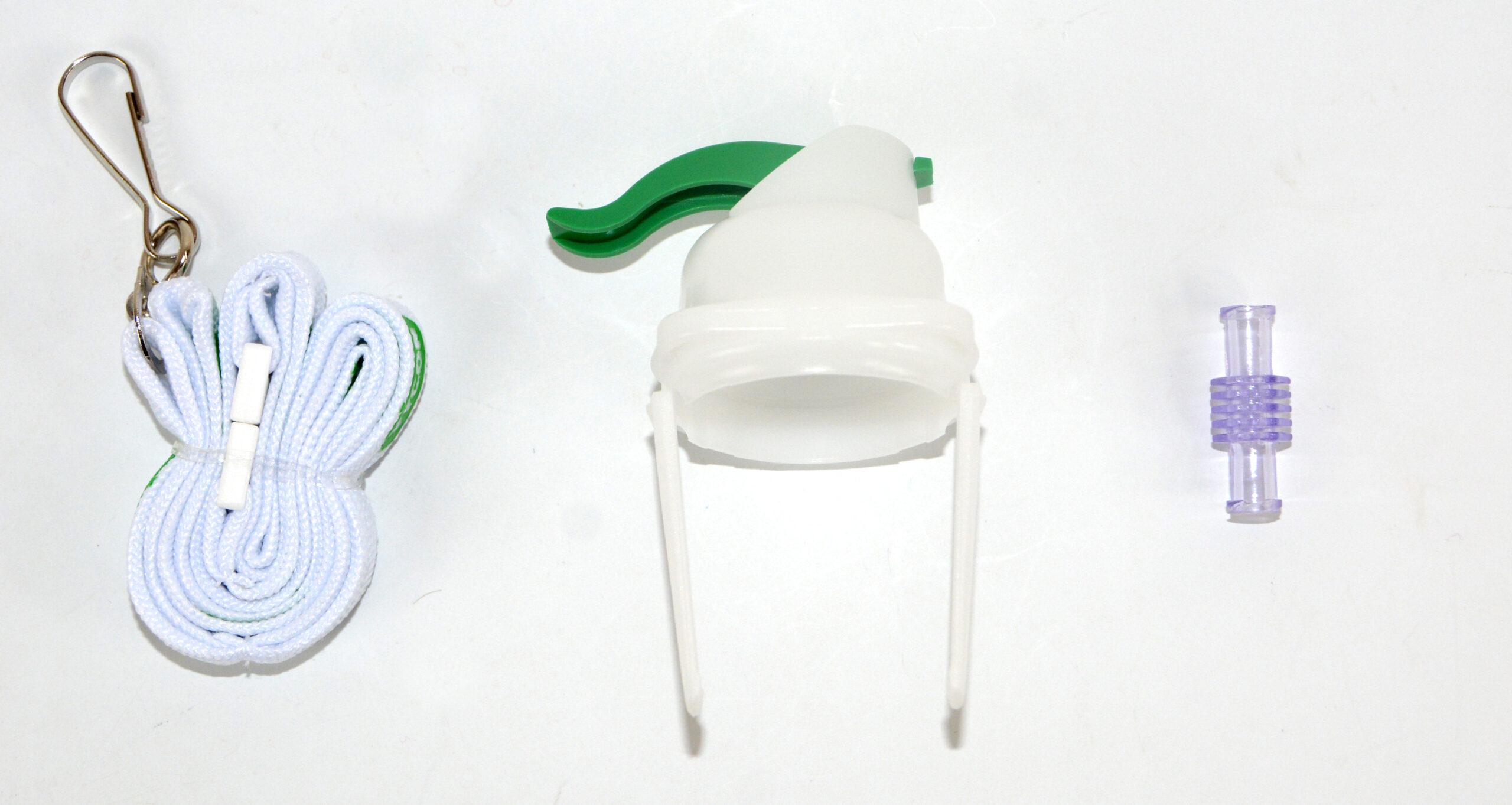 Simplified refill set